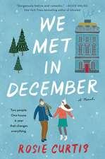 We Met in December: A Novel