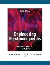 Engineering Electromagnetics (Int'l Ed)