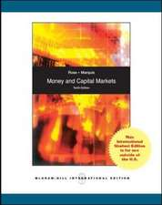 MONEY AND CAPITAL MARKETS WITH S&P CARD
