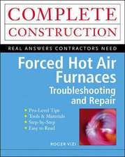 Forced Hot Air Furnaces