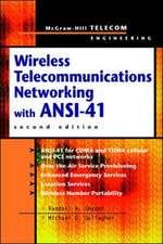 Wireless Telecommunications Networking with ANSI-41