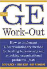 The GE Work-Out
