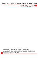 Ophthalmic Office Procedures