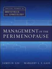 Management of the Perimenopause