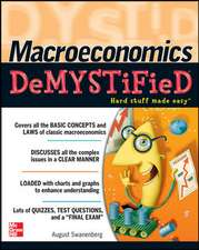 Macroeconomics Demystified
