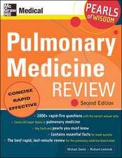 Pulmonary Medicine Review
