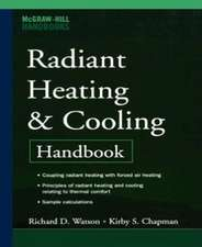 RADIANT HEATING AND COOLING, 2/E (SPECIAL REPRINT ED)