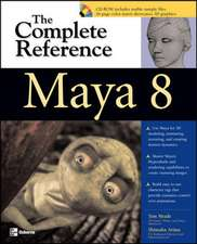 Maya 8: The Complete Reference