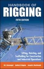 Handbook of Rigging
