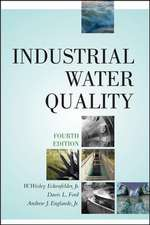 Industrial Water Quality