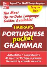 Harrap's Pocket Portuguese Grammar