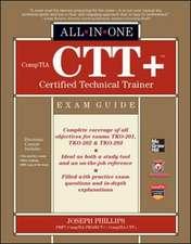 COMPTIA CTT+ Certified Technic