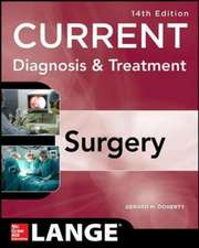 Lange Current Diagnosis and Treatment Surgery