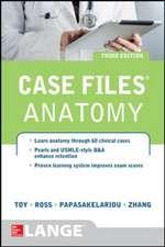 Case Files Anatomy 3/E