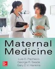 Maternal Medicine