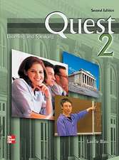 Quest Level 2 Listening and Speaking Student Book with Audio Highlights