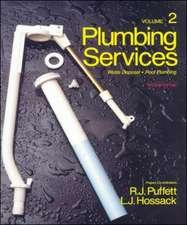 PLUMBING SERVICES VOL 2: WASTE DISPOSAL, ROOF PLUMBING
