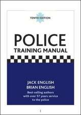 Police Training Manual, 10/e