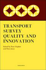 Trans Survey Quality & Innovation