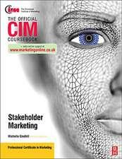 CIM Coursebook Stakeholder Marketing