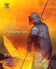 Treatise on Process Metallurgy: 3-VOLUME SET