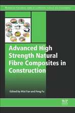 Advanced High Strength Natural Fibre Composites in Construction