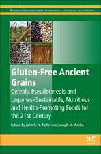 Gluten-Free Ancient Grains: Cereals, Pseudocereals, and Legumes: Sustainable, Nutritious, and Health-Promoting Foods for the 21st Century
