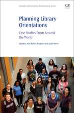Planning Academic Library Orientations