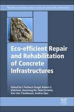 Eco-efficient Repair and Rehabilitation of Concrete Infrastructures