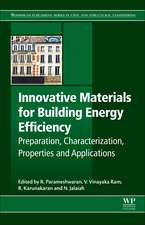 Innovative Materials for Building Energy Efficiency