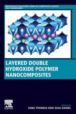 Layered Double Hydroxide Polymer Nanocomposites
