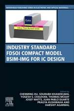 Industry Standard FDSOI Compact Model BSIM-IMG for IC Design