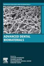 Advanced Dental Biomaterials