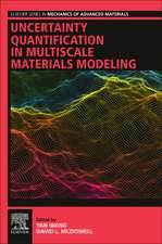 Uncertainty Quantification in Multiscale Materials Modeling