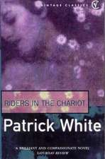 White, P: Riders In The Chariot