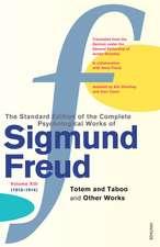 Complete Psychological Works Of Sigmund Freud, The Vol 13