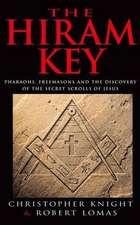Knight, C: The Hiram Key