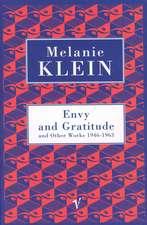 Envy and Gratitude