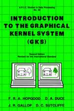 Introduction to the Graphical Kernal System (GKS)