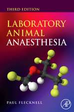 Laboratory Animal Anaesthesia:  Analysis and Interpretation in the Diagnosis and Treatment of Neurological Disease