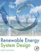 Renewable Energy System Design