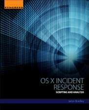 OS X Incident Response: Scripting and Analysis