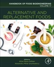 Alternative and Replacement Foods