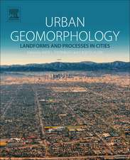 Urban Geomorphology