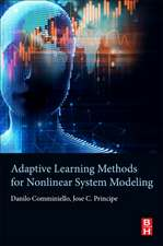 Adaptive Learning Methods for Nonlinear System Modeling