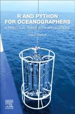 R and Python for Oceanographers: A Practical Guide with Applications