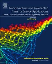Nanostructures in Ferroelectric Films for Energy Applications