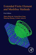 Extended Finite Element and Meshfree Methods