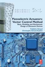 Piezoelectric Actuators: Vector Control Method