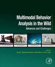 Multimodal Behavior Analysis in the Wild: Advances and Challenges